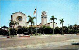 California Long Beach Mottell's And Peek Mortuaries - Long Beach