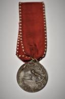 Decorazione / Medaglia U.E.S. Il Ciclo Alpina Passo Del Pertus 8 Giugno 1924 Décoration / Médaille Medal Cycling 1924 - Zonder Classificatie