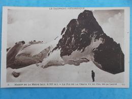 05 : LA GRAVE : MASSIF De La MEIJE , Le PIC De La GRAVE , C.P.A.,en Bon état - France