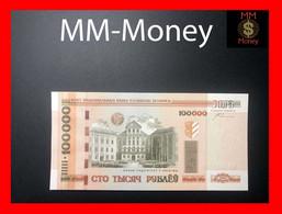 BELARUS 100.000 100000 Rubley 2000  (2005) P. 34 A  UNC - Wit-Rusland