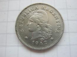 Argentina , 10 Centavos 1942 - Argentina