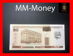 BELARUS 20 Rubley P. 33 2001  *COMMEMORATIVE*  *RARE*  UNC - Wit-Rusland