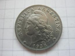 Argentina , 20 Centavos 1938 - Argentine