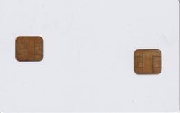 Health Card Two Chips Proof - Ausstellungskarten