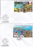 Cuba 2019   Cienfuegos  FDC - FDC