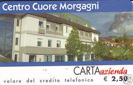 *CARTA AZIENDA 2° Tipo: CENTRO CUORE MORGAGNI - Cat. 808* - NUOVA (MINT) (DT) - Italie