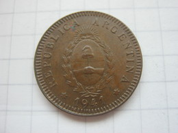 Argentina , 2 Centavos 1941 - Argentine