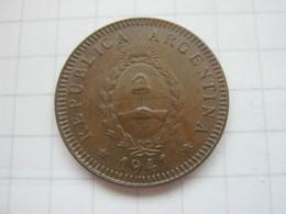 Argentina , 2 Centavos 1941 - Argentina