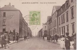 ESCH SUR ALZETTE - RUE DE LA GENDARMERIE - Esch-Alzette