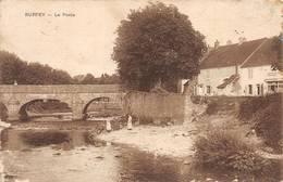 Ruffey Canton Bletterans Pont Sur La Seille Poste Lavandières - Other Municipalities