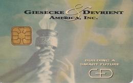 Giesecke & Devrient America - Cartes De Salon Et Démonstration