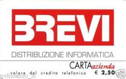 *CARTA AZIENDA 2° Tipo: BREVI - Cat. 819* - NUOVA (MINT) (DT) - Italie