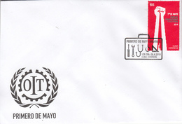 Cuba  2019  May 1 St  FDC - FDC