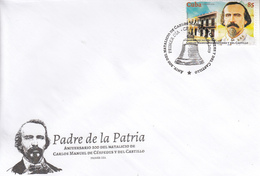 Cuba  2019  Cespedes   FDC - FDC