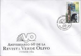 Cuba  2019  Olivo   FDC - FDC