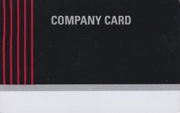 Company Card - Cartes De Salon Et Démonstration