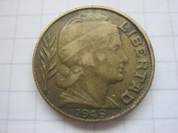 Argentina , 20 Centavos 1949 - Argentine