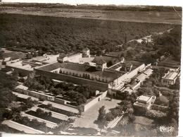 Maroc - Marrakech - Vue Aérienne Hôpital Militaire Maisonnave, Jardins De L'Aquedal - CPSM GF - Marrakech