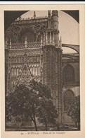 Tarjeta Postal. España. Sevilla. Patio De Los Naranjos. - Eglises Et Cathédrales