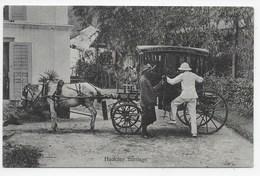 Hackney Carriage - Probably Ceylon Or India - Autres