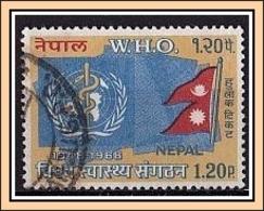 (218) Nepal 1968 O Used/gestempelt (A-5-5) - Nepal
