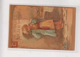 RUSSIA Elisaveta Merkuryevna Bem Nice Postcard - Russia