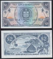 WESTERN SAMOA 2  Tala ND ( 1967 ) P 17 C UNC - Samoa