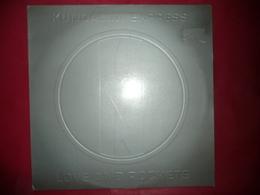 LP33 N°4467 - LOVE AND ROCKETS - KUNDALINI EXPRESS - BEG 234 T - ROCK ALTERNATIVE PSYCHEDELIC - 45 Rpm - Maxi-Single