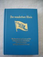 Der Wunderbare Rhein. Batellerie. Sur Le Rhin. - Libros, Revistas, Cómics