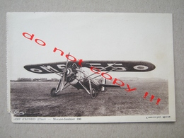 Airplane / CAMP D'AVORD ( Cher ) - Morane-Saulnier 230 - ....-1914: Précurseurs