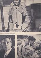 (pagine-pages)KATRINE HEPBURN    L'europeo1955/503. - Books, Magazines, Comics