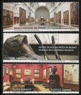 2019-ED. 5304 A 5306 COMPLETA-MUSEOS. El Museo Sorolla, El Museo De Bellas Artes De Bilbao Y El Museo Nacional Del Prado - 2011-... Gebraucht