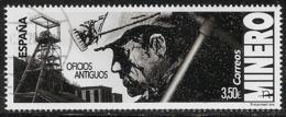 2019-ED. 5349 -Oficios Antiguos. Minero-USADO - 2011-... Gebraucht