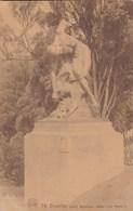 Bruxelles, Brussel, Jardin Botanique, Statue Le Martyr (pk69600) - Bossen, Parken, Tuinen