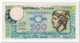 ITALY,500 LIRE,1976,P.95,XF - [ 2] 1946-… : République