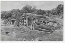 Gal Vihare, Polonnaruwa - Plate 211 - Sri Lanka (Ceylon)