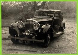 CPM Museon Di Rodo 30 UZES Gard - Automobile BENTLEY ** Auto Voiture Car - Cartes Postales