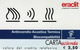 *CARTA AZIENDA 2° Tipo: ERACLIT - Cat. 750* - NUOVA (MINT) (DT) - Italie