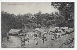Ceylon, Ratnapura River - Plate 82 - Sri Lanka (Ceylon)