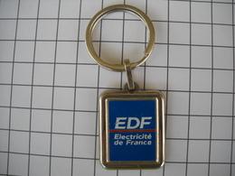 1109 Porte Clefs EDF Electricité De France - Schlüsselanhänger