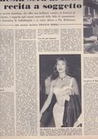 (pagine-pages)ELSA MARTINELLI  Settimanaincom1956/36. - Books, Magazines, Comics
