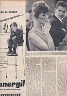 (pagine-pages)ELSA MARTINELLI  Tempo1958/22. - Books, Magazines, Comics