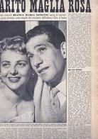 (pagine-pages)GASTONE NENCINI   Oggi1957/25. - Books, Magazines, Comics