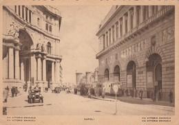 NAPOLI - VIA VITTORIO EMANUELE - Napoli