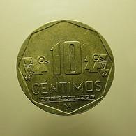 Peru 10 Centimos 2016 - Perú