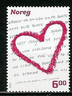 Norge Norway 2005 Valentins Day, Mi 1522, MNH(**) - Norwegen