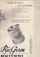 (pagine-pages)PUBBLICITA' BUITONI  Epoca1958/416. - Books, Magazines, Comics