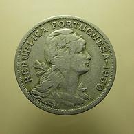 Portuguese Cabo Verde 50 Centavos 1930 - Portugal