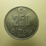 Turkey 250000 Lira 2004 - Turchia