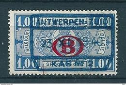 TR 222 Gestempeld ANTWERPEN ZUID KAS Nr 2 - 1923-1941